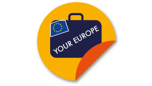 Go to Your Europe website